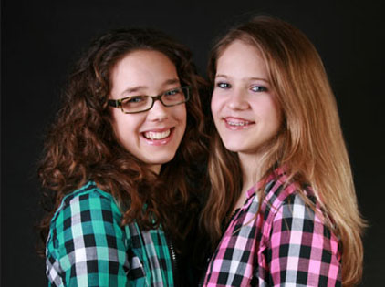Fotoshoot Chey & May