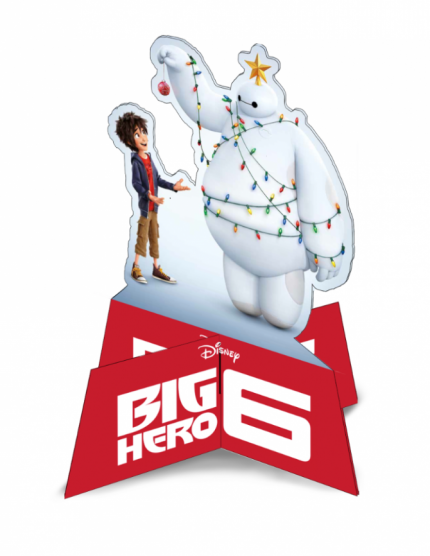 Disney film Big Hero 6 wint Oscar